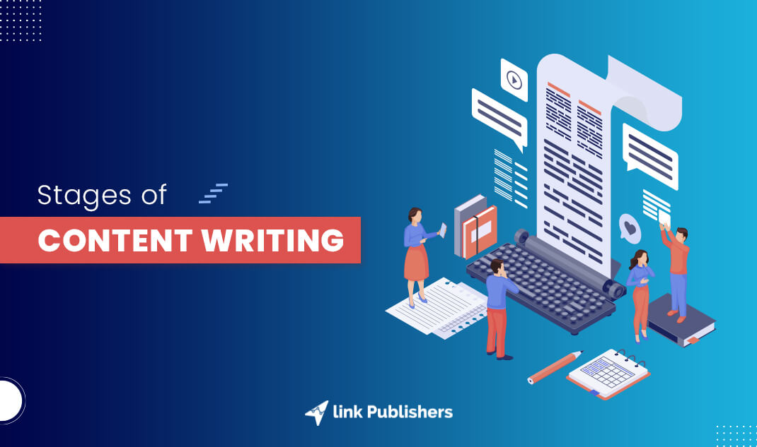 Content Writing Stages