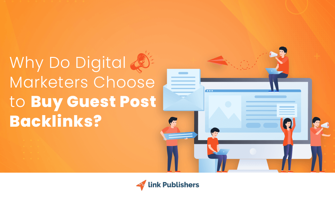 Buy Guest Post Backlinks